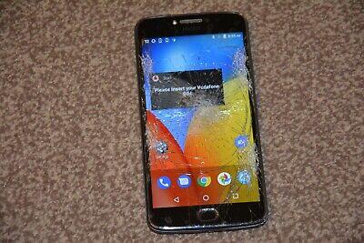 Motorola Moto E4 Plus XT1771 5.5 Inch Smartphone 16GB Vodafone Cracked