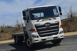 Hino FM 2632-500 Series Tray (308708) Regency Park Port Adelaide Area Preview
