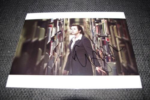 EMILY WATSON signed Autogramm auf 20x28 cm Bild InPerson RAR