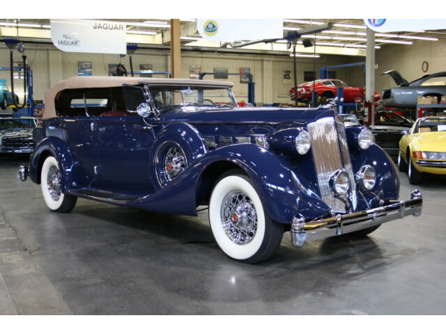Packard : Other PHAETON 1404 SUPER EIGHT DUAL-WINDSHIELD PHAETON  **SUPERB EXAMPLE **COLLECTORS PARADISE