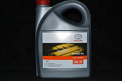 5 Liter Original TOYOTA Motoröl 5W-30 API: SL / CF ACEA: A1 / B1  5W30 HONDA online kaufen