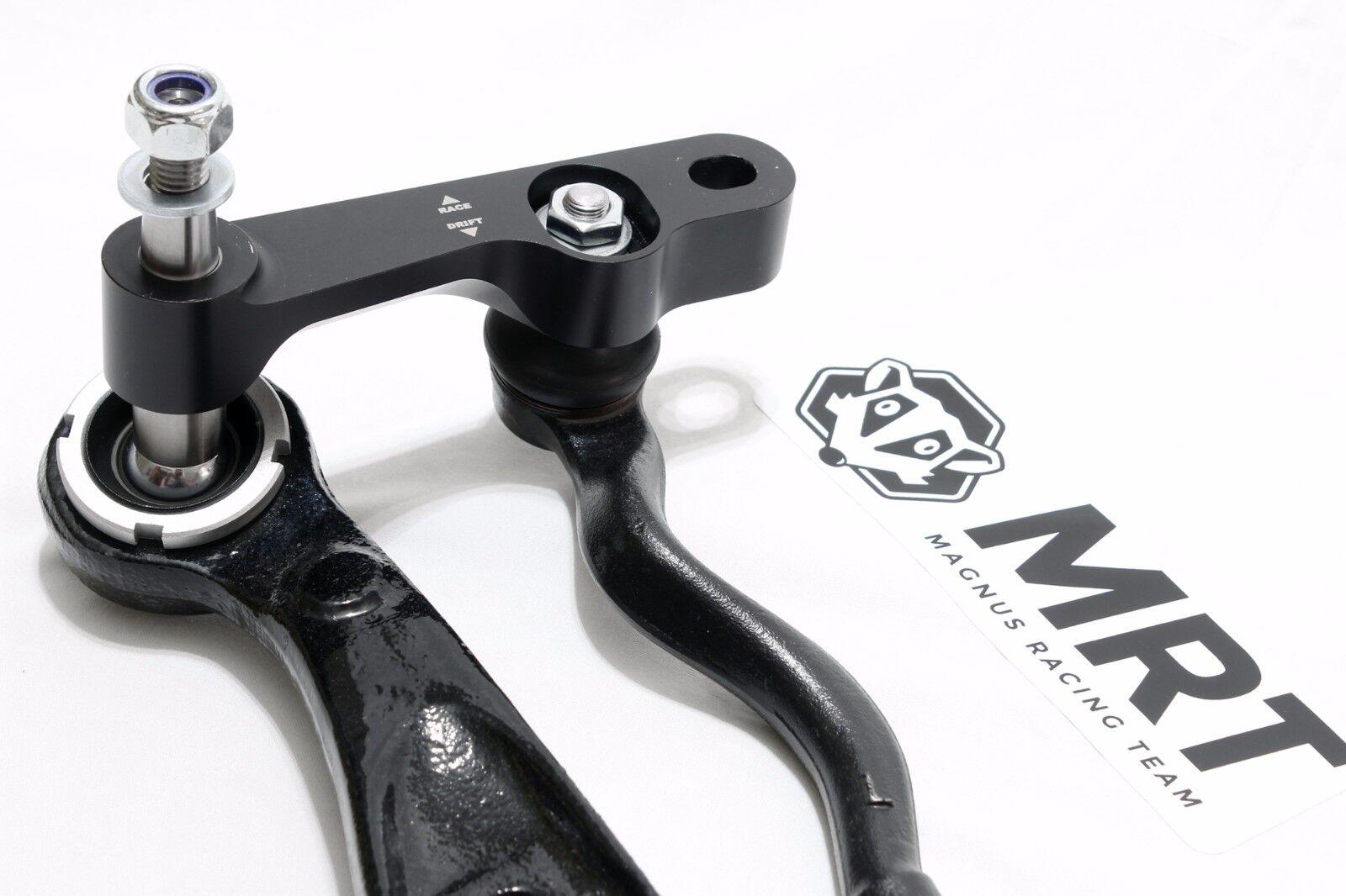 BMW E30 E36M roll-center bump steer angle kit