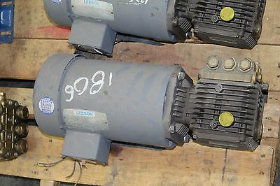 General Pump T9051 208-230v 460v Pressure Washer Pump