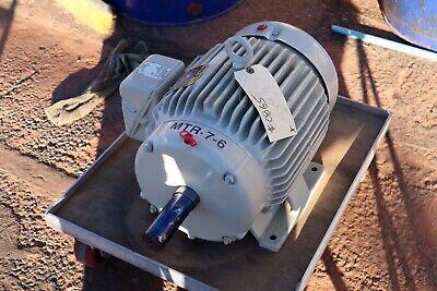 Baldor Ecp2333t Electric Motor 15 Hp 3 Phase