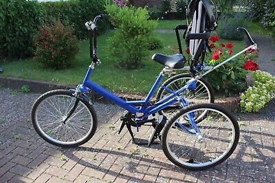 Tomcat Fizz Tricycle for Young Person with Special Needs (suit adult)