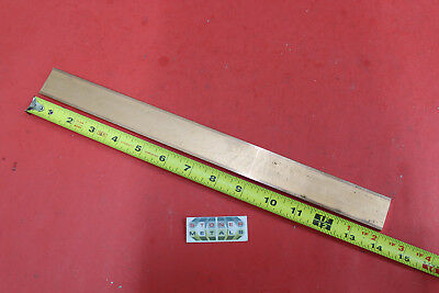 14x 1-14 C110 Copper Bar 14 Long Solid Flat Bus Bar Stock H02