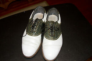 Footjoy Classic Leather Golf Shoes London Ontario image 5