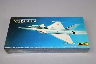 ZF575 Heller humbrol 1/72 maquette avion 80320 RAFALE A année 198?