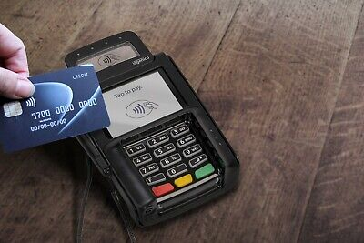 Quickbooks Pos Contactless Pin Pad. Comes With Intuit Warranty.