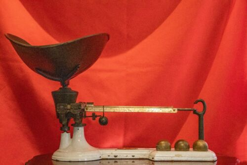 Antique Troemner #50 Ball Scale