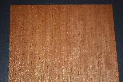Mahogany Raw Wood Veneer Sheets 6.5 X 33.5 Inches 142nd 4496-23
