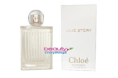 Love Scented Shower Gel - Chloe Love Story Perfumed Shower Gel 6.7oz / 200ml NIB Sealed For Women