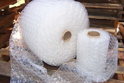 Bubble Wrap Large Bubbles 12- 250 Ft X 12 Perforated Every 12 4 Rolls250f