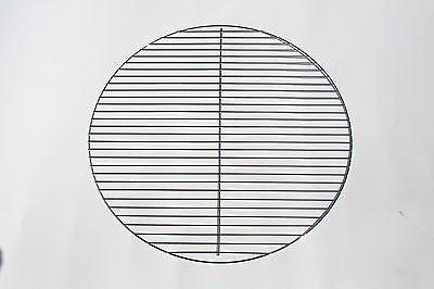 54,5 cm GGc chrome Grillgitter rund Grillrost Grill Kugelgrill für Weber 57