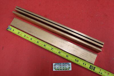 """1 Piece  C110 New Cut 1//4/""""x 1/"""" Copper Solid Flat Bar 10/"""" long"""