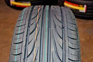 4 NEW 235 45 17 Thunderer Mach III All Season Performance Tires 60K mile warrant