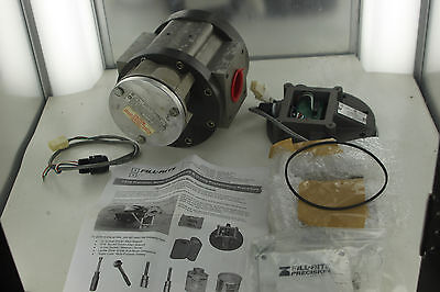 Fill-rite Fpp Ts15a Precision Flow Meter W New Tuthill Pulser Update O-ring