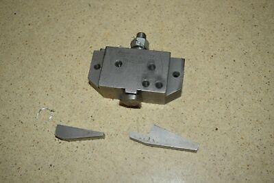 Rt Brown Sharpe Cross Slide Form Tool Holder 162-100 F20