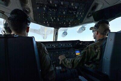 US Air Force KC-10 Extender pilots connect to KC-135 Stratotanker Photo Print Air Force Kc 135