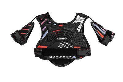 New Youth Kids Acerbis Cub Body Armour L XL 6-7 Years Motocross Quad BMX