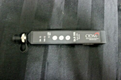 ODM VF 610 & ODM DLS 350 VISUAL FAULT LOCATOR DUAL LED SOURCE