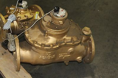 New Sensus 4 Compound Water Meter Brass