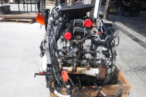 2006 Chevrolet Silverado 2500 3500 6.6l Duramax Diesel Engine