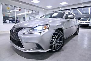 2015 Lexus IS 350 IS 350 F SPORT AWD, ONE OWNER NON SMOKER