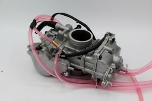 NEW 2004-2009 Yamaha YFZ450 YFZ 450 MX carb carburator FCR Flat slide 39mm + TPS