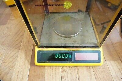 Sartorius Analytical Lab Scale Digital Balance Delta Range 1435 Mp8-2 1 Mg 424