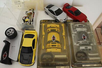 Car Parts - Xmods Lot 1/28 remote control rc car parts not working