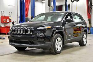 2017 Jeep Cherokee SPORT * V6 3.2L * 4X4 * BLUETOOTH *