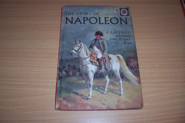 LADYBIRD BOOK Napoleon  L.Du Garde Peach (Hardback, 1968)
