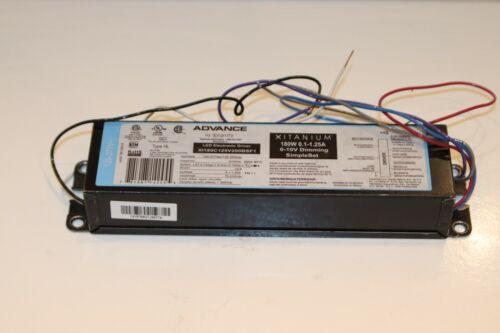 XI180C125V200BSF1 Philips Xitanium Programmable LED Driver - 180W 1.25A