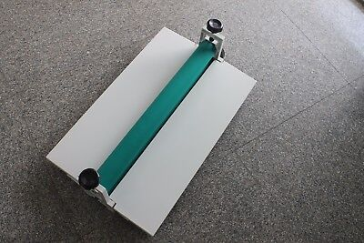 29.5 Manual Cold Roll Laminator Machine Vinyltape Mounting Applicat Office