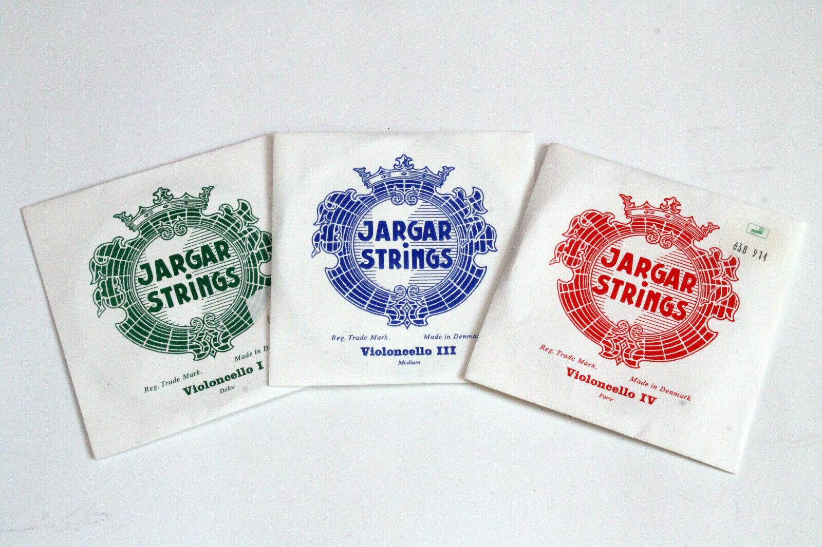 Jargar Strings - Cello Saiten - Violoncello Saiten - versch. Viarianten