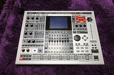 used ROLAND MC909 MUSIC SAMPLER mc-909 Groovebox 170420