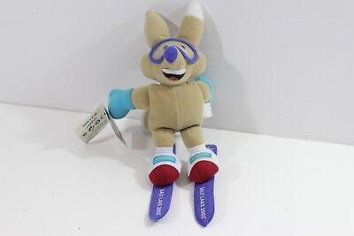 "Plush Fisher Price Fox Copper Skiing Salt Lake 2002 Olympics Mattel 9"" (1)"