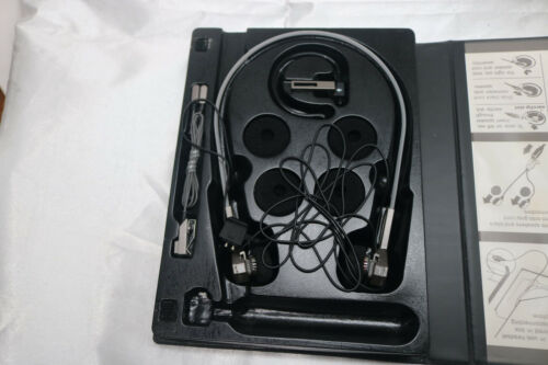 Dictaphone Transcription Headset Sound Set