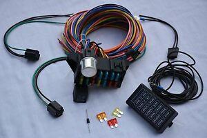 street rod wiring harness ebay rh ebay com