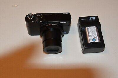 "Sony Cyber-shot RX100 III 20.1 MP Premium Digital Camera,1"" Sensor, 24-70m ZEISS"