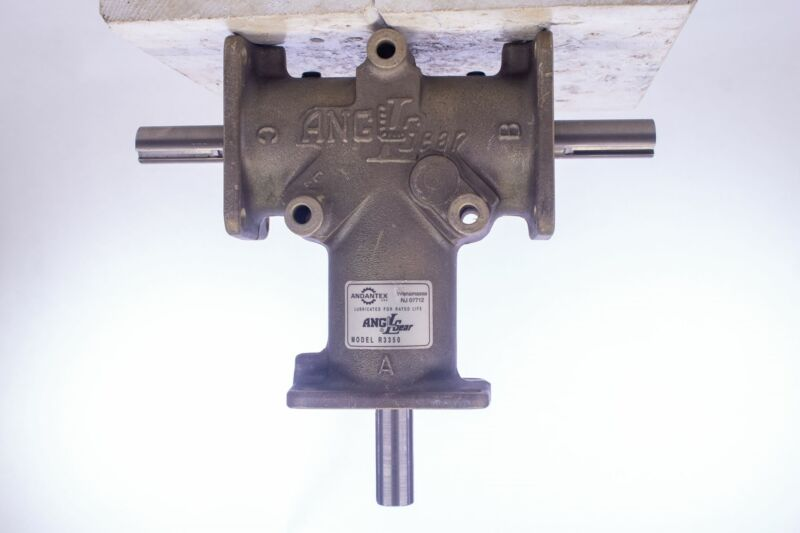 Andantex AnglGear R3350 right Angle Bevel Gear Drive