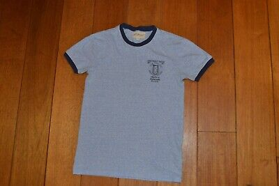 RL Denim & Supply Ringer T-shirt Ralph Lauren Brooklyn RRL