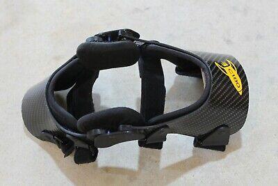 Motocross Knee Braces - Ossur Rocket Carbon Fiber Knee Brace Kids Large Right Leg Motocross Dirtbike MX