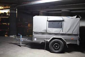 AUSTRAILERS Car: Camper Camping Trailer w/ TONNES of gear goodies Kingsford Eastern Suburbs Preview