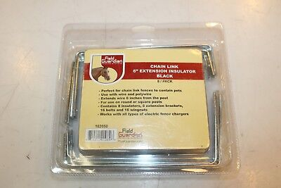 Field Guardian Chain Link 6 Extension Insulator 102050 814421010896