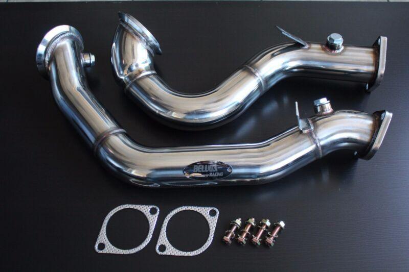 Beluga Racing High Performance Catless Downpipe Bmw N54 135i/335i E82/e90/e92