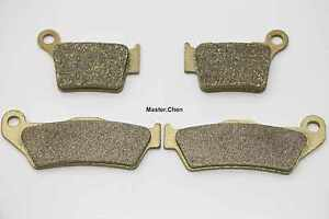Front-Rear-Brake-Pads-For-KTM-530-EXC-BRAKES-2008-2009-2010-2011-EXC530-SET