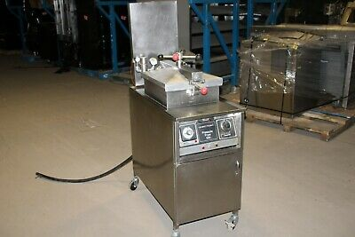 Henny Penny 500 Electric Pressure Fryer W Filter Manual Controls
