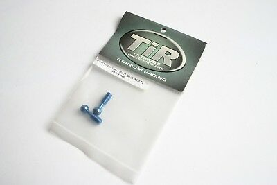 TiR Racing 6-4 Titanium Small Pivot Balls For Xray T1 - 7409